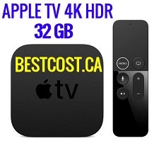 Apple TV 4K HDR 32 Go MQD22CL/A - Noir