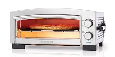 Four à Pizza Black & Decker P300SD - Acier Inoxidable