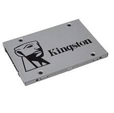 Disque SSD SATA 120GB SSDNow UV400 Kingston - NEUF