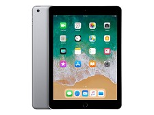 Apple iPad 9.7'' 32Go A10 WI-FI 6E GEN Noir / Gris cosmique MR7F2CL/A