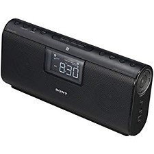 Radio-Réveil Bluetooth/NFC Avec Radio AM/FM ICF-CS20BT Sony