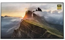Télévision OLED 55'' XBR55A1E 4K UHD HDR Android TV Sony - NEUF