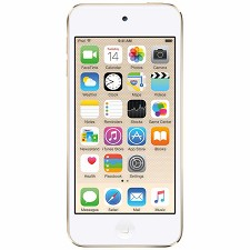 Apple iPod Touch 6e Génération 128GB Blanc / Or MKWM2VC/A