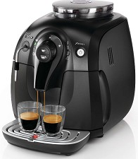 Machine à espresso automatique Philips Xsmall 2000 HD8651/14