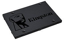 Disque SSD SATA III 480GB A400 SA400S37/480G Kingston - NEUF