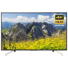 Télévision DEL 55'' KD55X750F 4K UHD HDR Android Smart Wi-Fi TV Sony