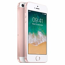 Téléphone Apple Iphone SE 32GB Blanc / Rose (Dévérouillé) MP852VC/A -
