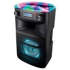 Haut-Parleur Bluetooth Rechargeable Block Party Ultra IPA107 ION
