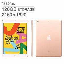 Apple iPad 10.2'' 128GB A10 WI-FI 7E GEN Blanc / OR MW792VC/A