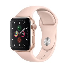 Montre Intelligente Apple Watch Serie 5 40mm Rose MWV72VC/A - NEUF