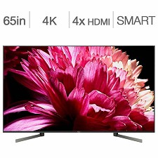 Télévision DEL 65'' XBR65X950G 4K ULTRA UHD HDR 120hz Android TV Sony