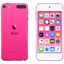 Apple iPod Touch 7e Génération 256GB Blanc / Rose MVJ82VC/A