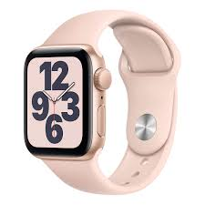 Montre Intelligente Apple Watch Serie SE (GPS) 40mm Rose MYDN2VC/A