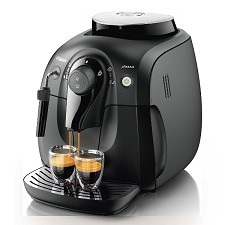 Machine à espresso automatique Saeco Xsmall Vapore HD8645/47 - Refurb