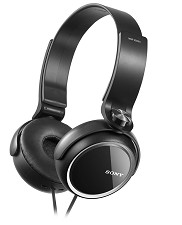 Casque d'écoute Sony Extra Bass MDR-XB250