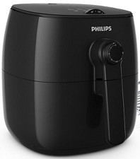Friteuse Viva Air Fryer TurboStar HD9622/96 Philips - Noir